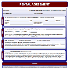 Leave And License Agreement Vs Rental Agreement Unique Month To ...