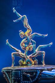 ▷ Ultrascharfe Weihnachten über SATELLIT / ARTE überträgt Cirque du Soleil