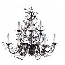 maxim lighting 2852 elegante 9 light chandelier home com