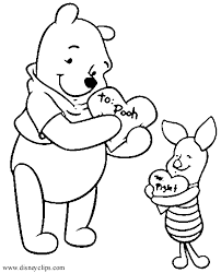 Small Picture Disney Valentine Coloring Pages GetColoringPagescom