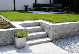 how to build a garden retaining wall in