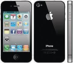 Apple iPhone 4 8GB Smartphone for Verizon Black Good Condition