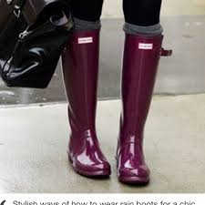 hunter boots size 6 hunter shoes iso burgundy red or green boots poshmark