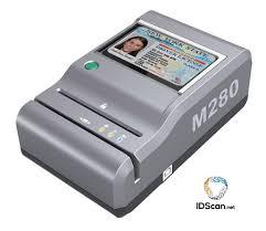 Id Reader Msr M280 2d Capture Image Barcode