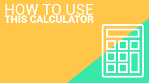 Financial Aid Calculator How To Use