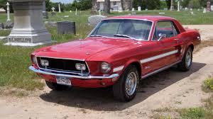 1968 Ford Mustang High Country Special | S232 | Denver 2015