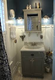 beyond the picket fence how to makeover a bathroom for