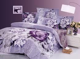 purple comforter set queen size hot beautiful 4pc 100 cotton comforter duvet doona cover set 10