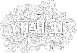Anti Stress Coloring Pages Printable Relief Special Offer On Free