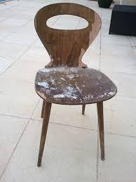 Refurbished furniture before and after Ideas Samsung Designsponge Before After Broken Chair Gets Refurbished And Rejuvenated