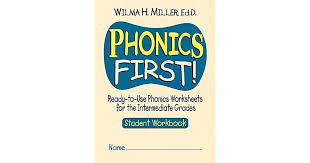 Our free phonics worksheets are colors, simple, and let kids understand phonics in a natural way through fun bingobonic phonics has the best free phonics worksheets for esl/efl kids! Phonics First Ready To Use Phonics Worksheets For The Intermediate Grades By Wilma H Miller