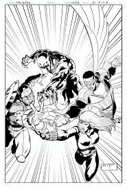 Avengers Shards Of Infinity 1 Cover Captain America Black Panther