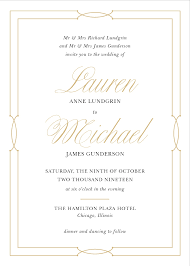 004 Wedding Invitation Text Templates Card Template Sample