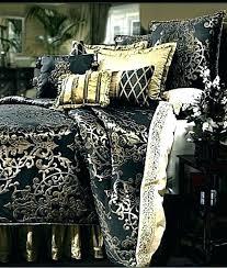 fascinating black and white damask duvet cover queen black damask bedding rose tree symphony queen comforter