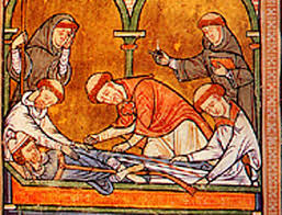 thomas becket history learning site the burial of becket