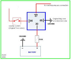 wiring diagram for a bosch relay wiring image bosch horn relay wiring diagram bosch auto wiring diagram schematic on wiring diagram for a bosch