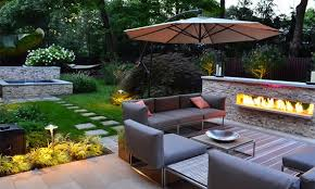 40 Backyard Landscaping Ideas Home Design Lover Impressive Backyard Landscape Design Collection