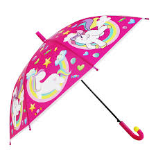 <b>19 inch cute Unicorn</b> child umbrella environmental protection ...