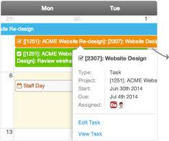 Online Project Management Calendar Best Online Simple Project Management Software Tour