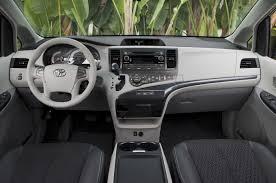 2014 Toyota Sienna SE First Test - Motor Trend