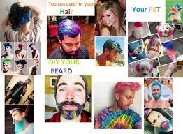 Professional Hair Dye Temporary Hair Color