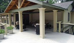 build strong and stylish porches