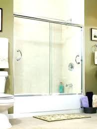 delta contemporary shower door installation remarkable bathtubs doors glass bathtub shower glass shower door bathtub showers