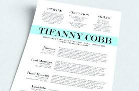 Free Cool Resume Templates Unique Artistic Resume Templates Images Creative Template Word Doc Free