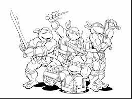 Tmnt Coloring Pages Valid Revisited Teenage Mutant Ninja Turtles
