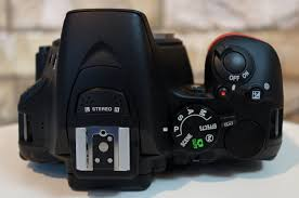 Nikon D5300 Lens Filter Size