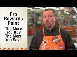 Pro Rewards Paint The Home Depot
