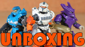 UNBOXING: Derek Summers | Mega Construx Halo Mystery Bags & Heroes Series  #13 (January 28th 2021) - YouTube