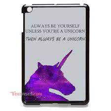Be A Unicorn iPad cases, Cover, case, Custom 2/3/4 Cases