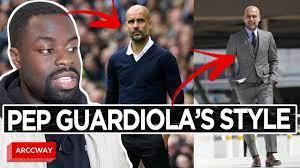 How To DRESS LIKE Pep Guardiola / Manchester City Break Down - Men's Fashion  Inspiration - YouTube