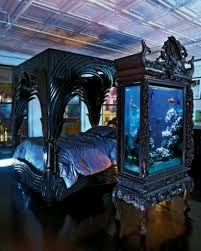 Modern Gothic Bedroom Goth Bedroom Decorating Ideas Gothic13 Gothic13jpg Gothic13 Wall