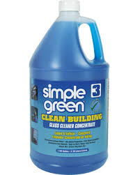 simple green glass cleaner concentrate 11301