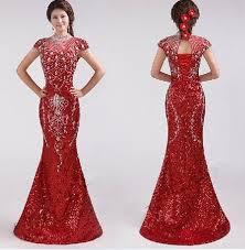 dress wedding dress wedding gown cheap wedding dresses red