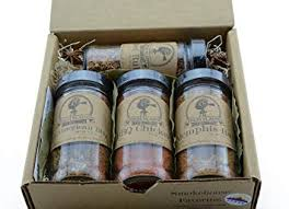 smokehouse favorites bbq rub and es gift set high plains e pany gift set