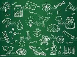 Chemistry Science Background Stock ...