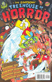 Watch The Simpsons Season 12 Episode 1 Treehouse Of Horror XI Watch Treehouse Of Horror Xi
