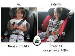 child car seat standards change good