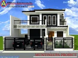 modern house design philippines modern house design with floor plan in the unique simple modern house