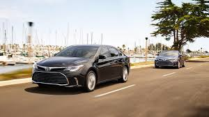 Toyota Avalon vs. Camry San Diego CA | Toyota San Diego