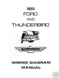1955 ford thunderbird wiring diagram manual mjl motorsports com 1955 ford thunderbird wiring diagram manual