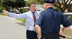 Image result for POLICE FIELD SOBRIETY TESTS