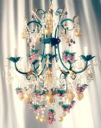 glass fruit chandelier we love this fruit chandelier from for more information visit antique stained glass
