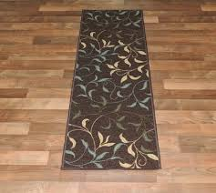 laminate flooring rubber backed rugs