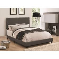 upholstered twin bed. Wonderful Upholstered Coaster Upholstered Beds Twin Bed  Item Number 350061T With