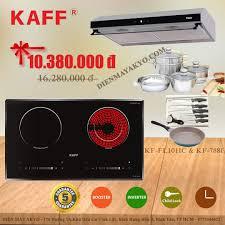 Combo bếp điện từ KAFF KF-FL101IC