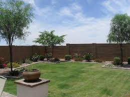 stucco ing backyard wall rear lawn compressed jpg